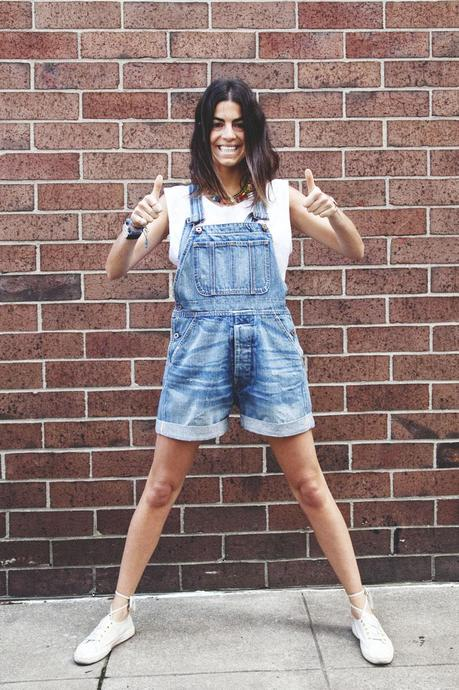 Dungarees Street Style