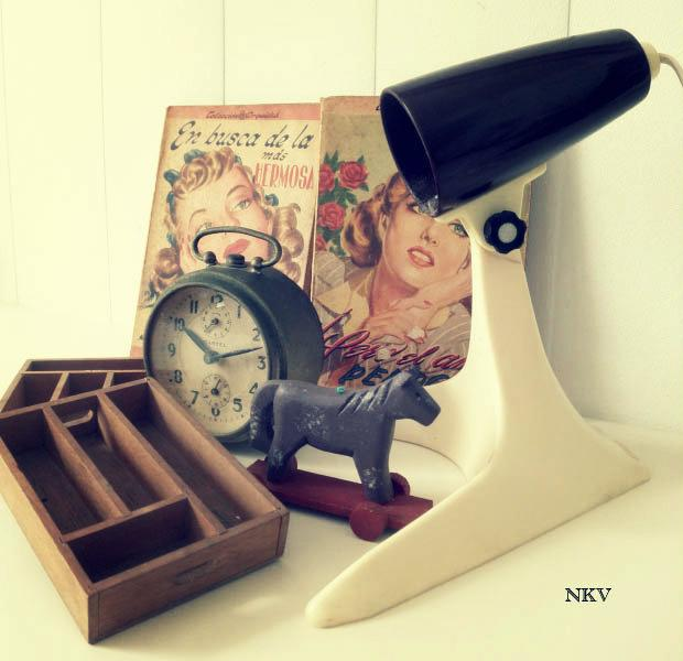 objetos vintage