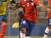 Chile consigue agónico empate ante bolivia