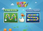 Happy Geese, gran aplicación para divertirse jugando forma adaptada.