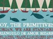 Festival Norte 2013: Dorian, Standard, Primitives, Estereotypo, Chinarro...