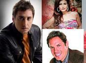 Roberto Antonio, Layla Succar, Jorge Reyes dedican canto Maduro
