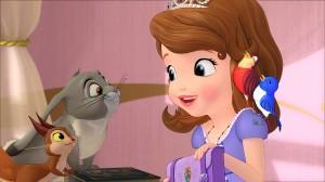 La Princesa Sofía Disney