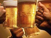 Cerveza Agua cebada lúpulo levadura