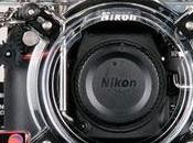 Primera Carcasa Submarina para Nikon D7100