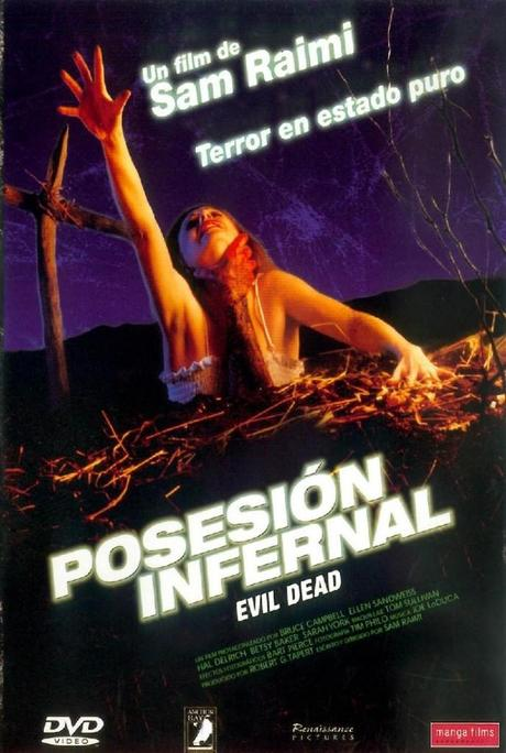 Posesion infernal - evi dead
