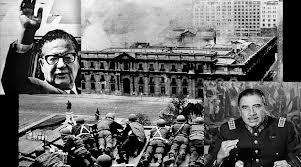Golpe de estado Chile. Allende-Pinochet