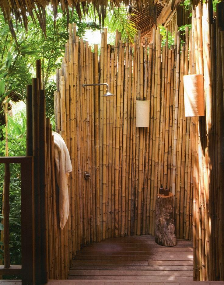 Duchas de exterior ex ticas paperblog for Duchas para piscinas exterior
