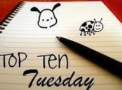 Tuesday (4): Libros favoritos etapa pre-blogger