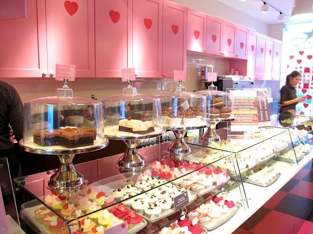 The Hummingbird Bakery, una pastelería muy dulce - Paperblog