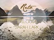 Reto Trilogía Nueva Zelanda sarah Lark