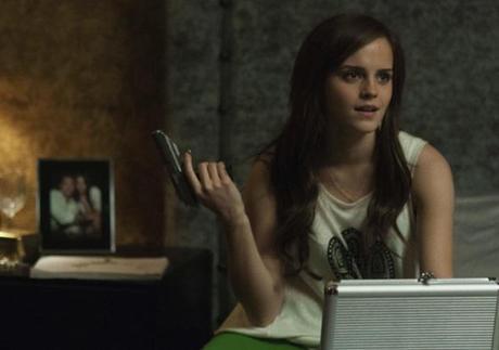 "Oleada de fotos de Emma Watson en ""The Bling Ring"""