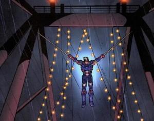 Secuestro del Presidente en el libro de Iron Man 3