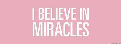 Necesitas un Milagro