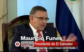 El Salvador investigará la denuncia del Presidente Maduro sobre plan terrorista