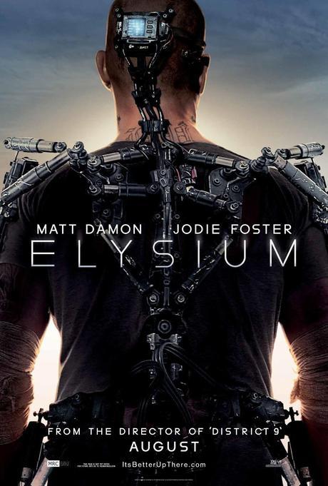 Trailer + Póster: Elysium