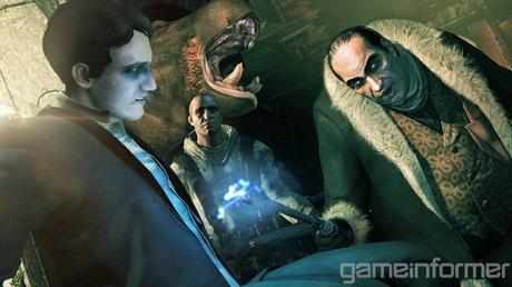 Las Primeras Imágenes De Batman: Arkham Origins