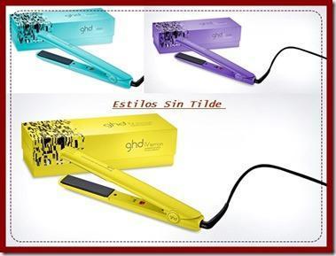 cats thumb4 Nuevas planchas de pelo de GHD IV candy collection