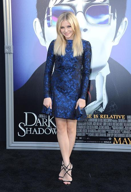 Chloe Moretz's last year's greatest looks