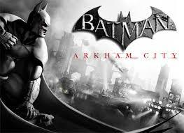 Batman Arkham City ps4 playstation 4
