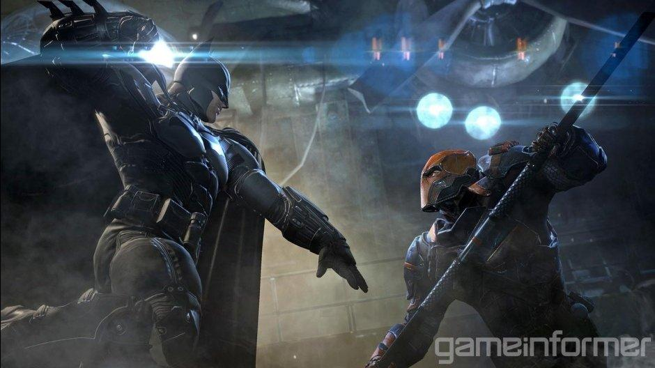 Batman: Arkham Origins para PS4