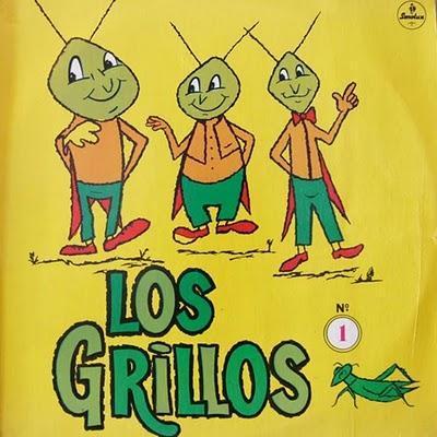 Quienes son Los Grillos?