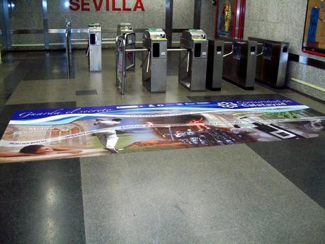 Campaña promoción turística Balneario Termas Pallarés Sevilla