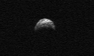 Asteroide 8 de Noviembre 2011