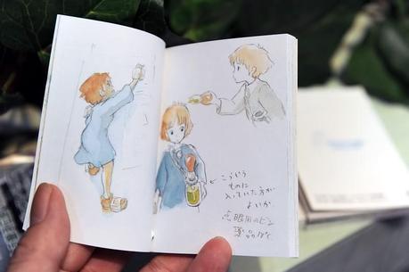 'Arrietty' podría presentarse en el Festival de Venecia