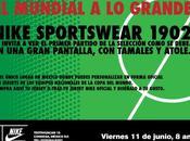 Celebra mundial Nike Sportswear 1902