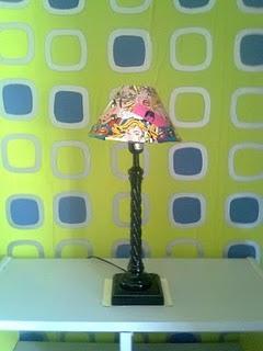 La pop Estela de Paperblog lámpara art Y7bfg6y