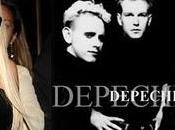 Lady Gaga deslumbrada Depeche Mode