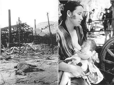 La tragedia de la bomba atómica de Hiroshima