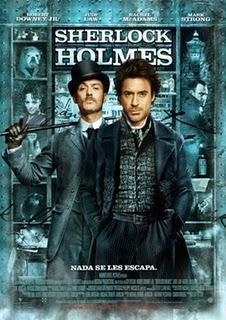 Sherlock Holmes (2009):rediseñando un clásico(estreno en DVD)