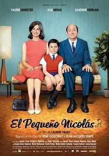 El pequeño Nicolas: estreno en España