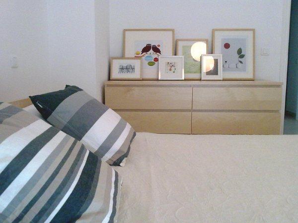 Insp rate los cuadros del dormitorio de matsu paperblog - Que cuadros poner en el dormitorio ...