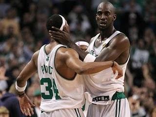THE NBA FINALS 2010 ( GAME 5 ) L.A. Lakers 86 - Boston Celtics 92