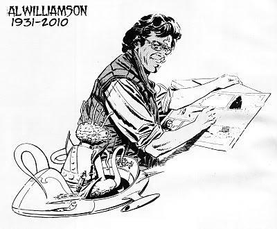 Adios Al Williamson