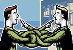 Las rutinas defensivas en las negociaciones.