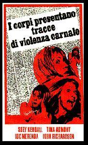Giallo en piezas: Torso, I corpi presentano tracce di violenza carnale. Sergio Martino vaciando el género