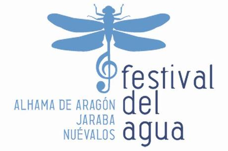 Festival del Agua Balneario Termas Pallarés. Alhama de Aragón