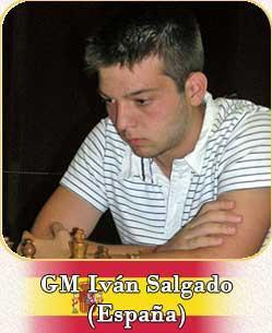 Ivan Salgado al frente del Magistral Ruy López 2010 R4