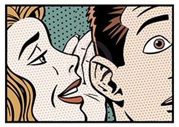 Dinámica distorsión de la comunicación, la clínica del rumor