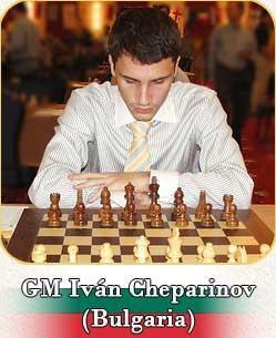 Cheparinov  lider a dos rondas del final Magistral Ruy López 2010 R5
