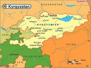 Los nuevos desastres: Kirguistán