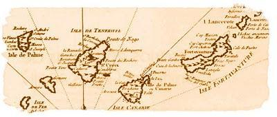 El tiempo en que las Islas Canarias fueron portuguesas