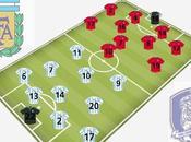 Argentina busca clasificación frente Corea