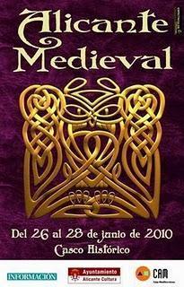 Alicante Medieval 2010 - Mercado Medieval de Alicante