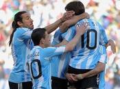 caras Selección Argentina