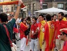 Dónde Mundial España